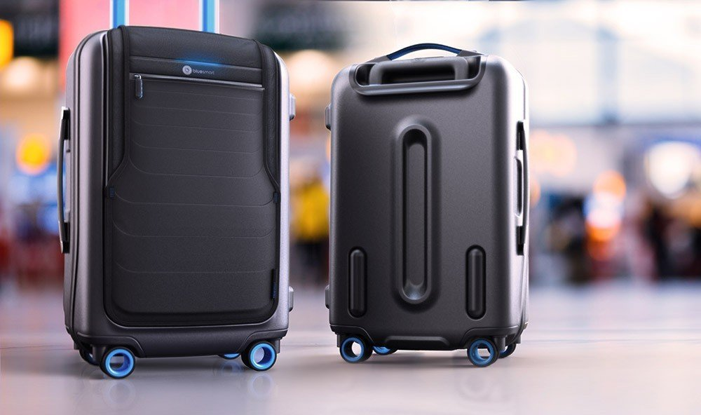 Jetsetter Guides indoor mobile phone suitcase product gadget portable communications device technology multimedia colored