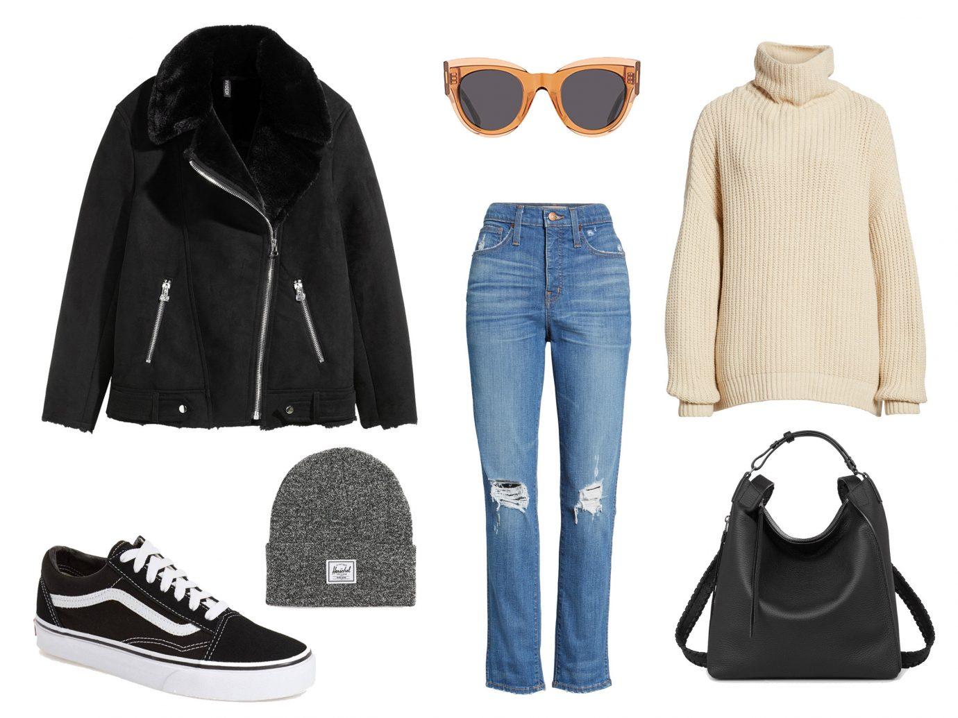 City Trip Ideas Weekend Getaways clothing fashion shoe outerwear jacket product hood coat fur brand fashion design