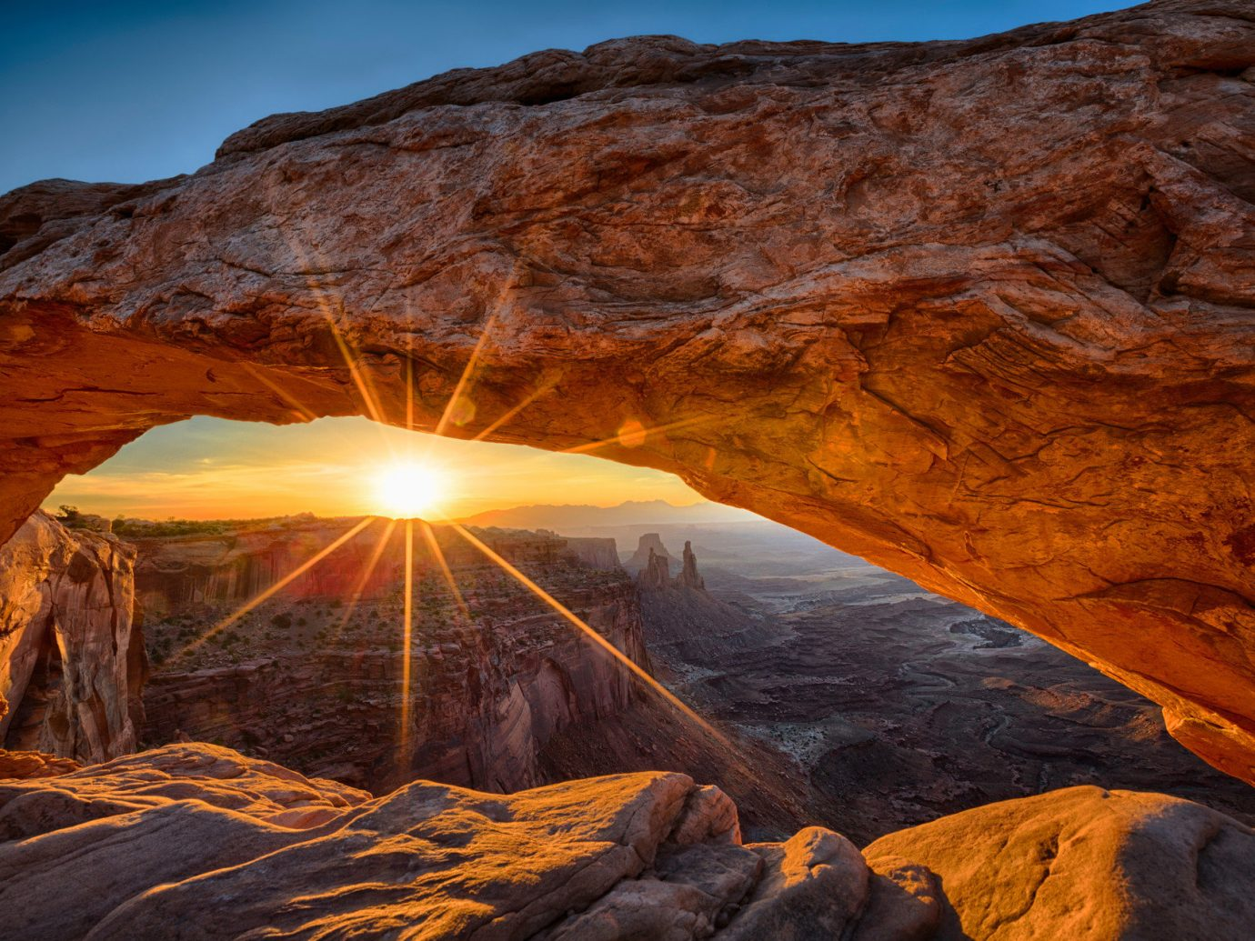 Health + Wellness Trip Ideas mountain valley outdoor Nature canyon sky geographical feature landform rock wilderness geological phenomenon landscape geology arch Sunset sunlight formation terrain sunrise area hillside