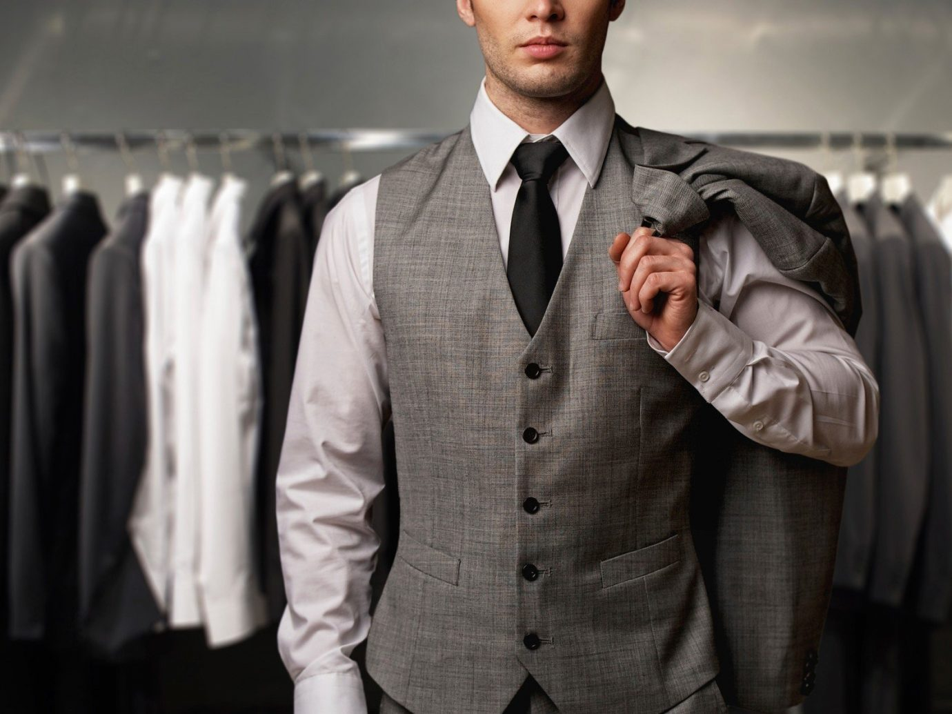 Summer Series suit person necktie man wearing clothing standing indoor formal wear ceiling male groom tuxedo gentleman dressed outerwear Business posing clothes