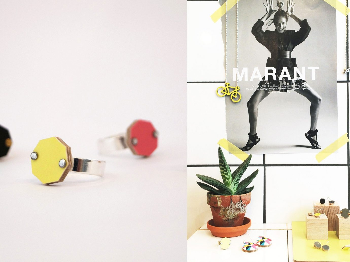 Style + Design wall indoor yellow font toy art brand Design illustration lamp furniture