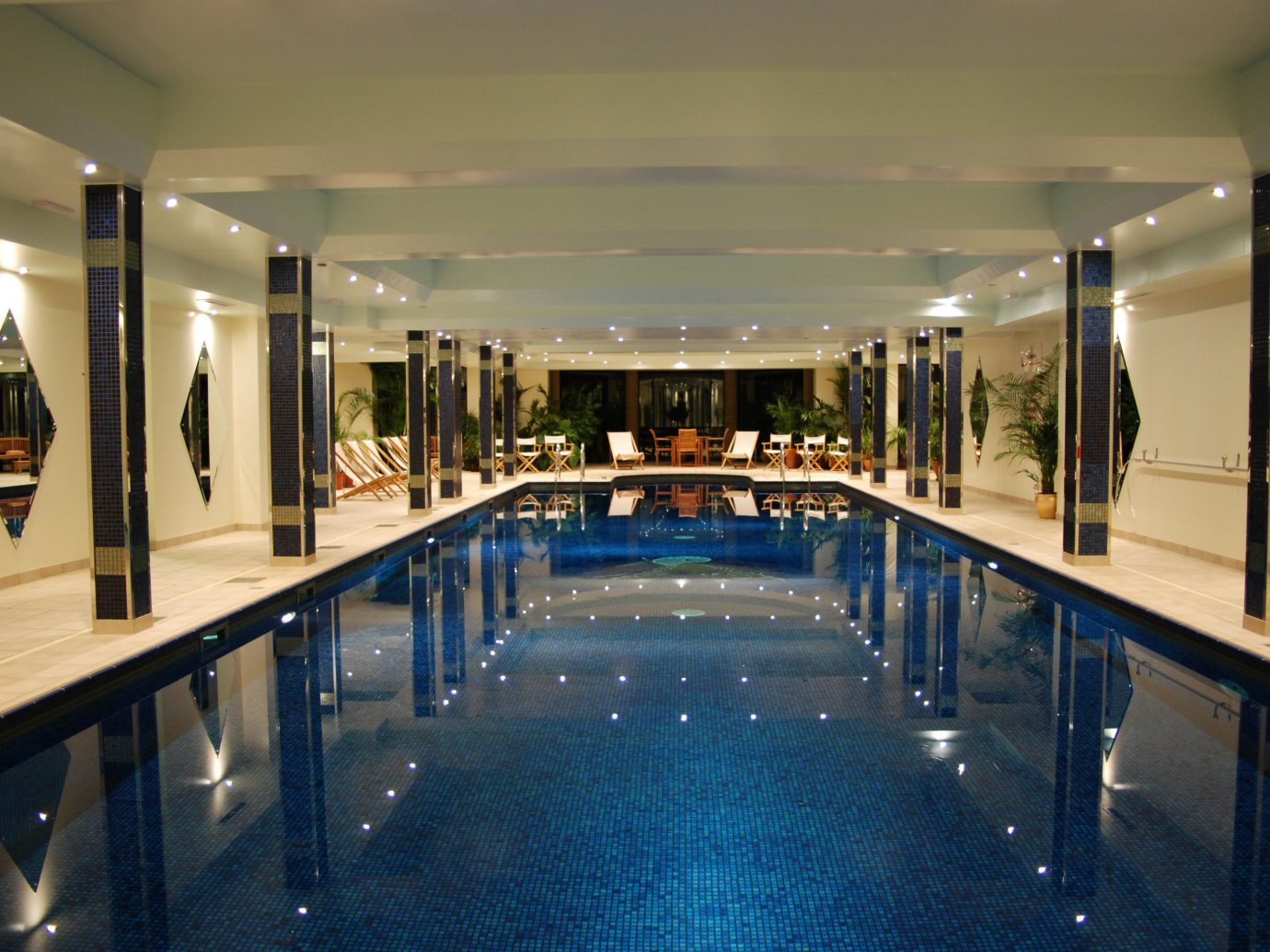 Hotels indoor ceiling wall floor swimming pool estate Lobby interior design convention center shopping mall several