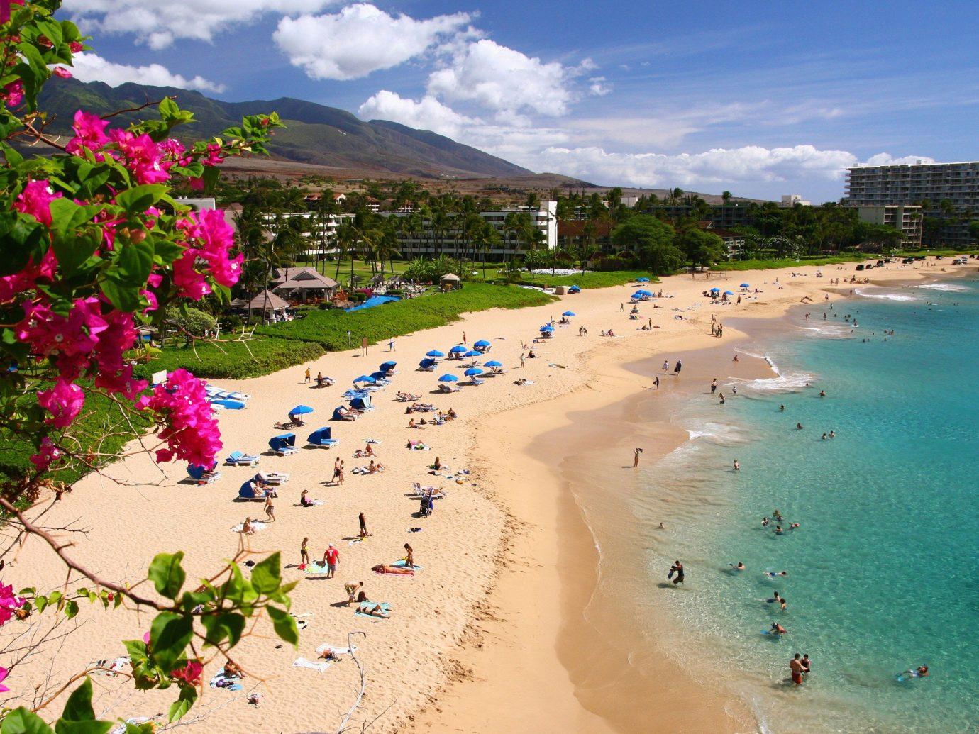 Trip Ideas sky outdoor Nature Beach body of water vacation mountain Sea Coast Resort bay flower shore surrounded several