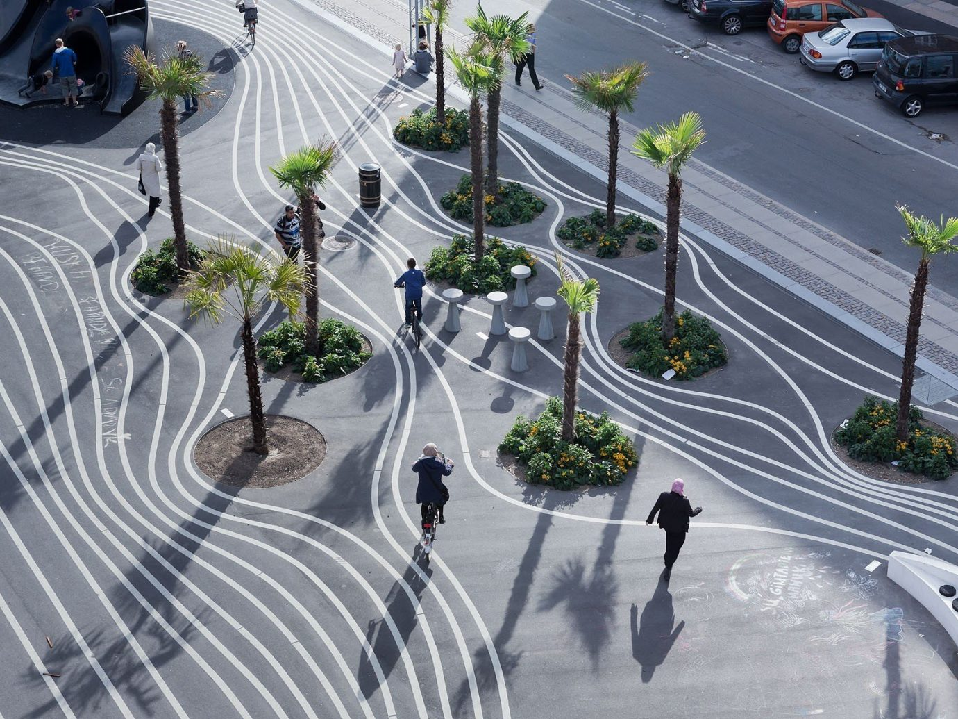 Trip Ideas lane road road surface pedestrian crossing pedestrian way residential area race track street intersection infrastructure urban design traffic vehicle parking lot