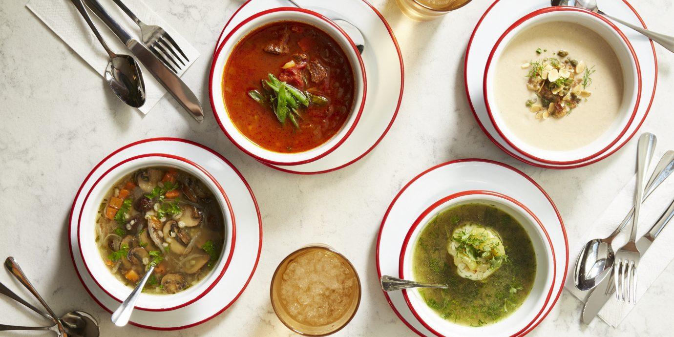 Arts + Culture dish food soup produce plant land plant vegetable cuisine flowering plant meal