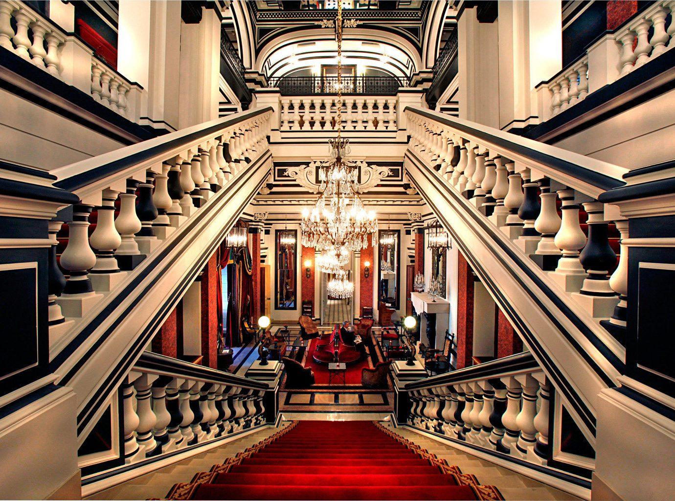 City Elegant France Historic Hotels Lobby Paris Romantic indoor symmetry hall