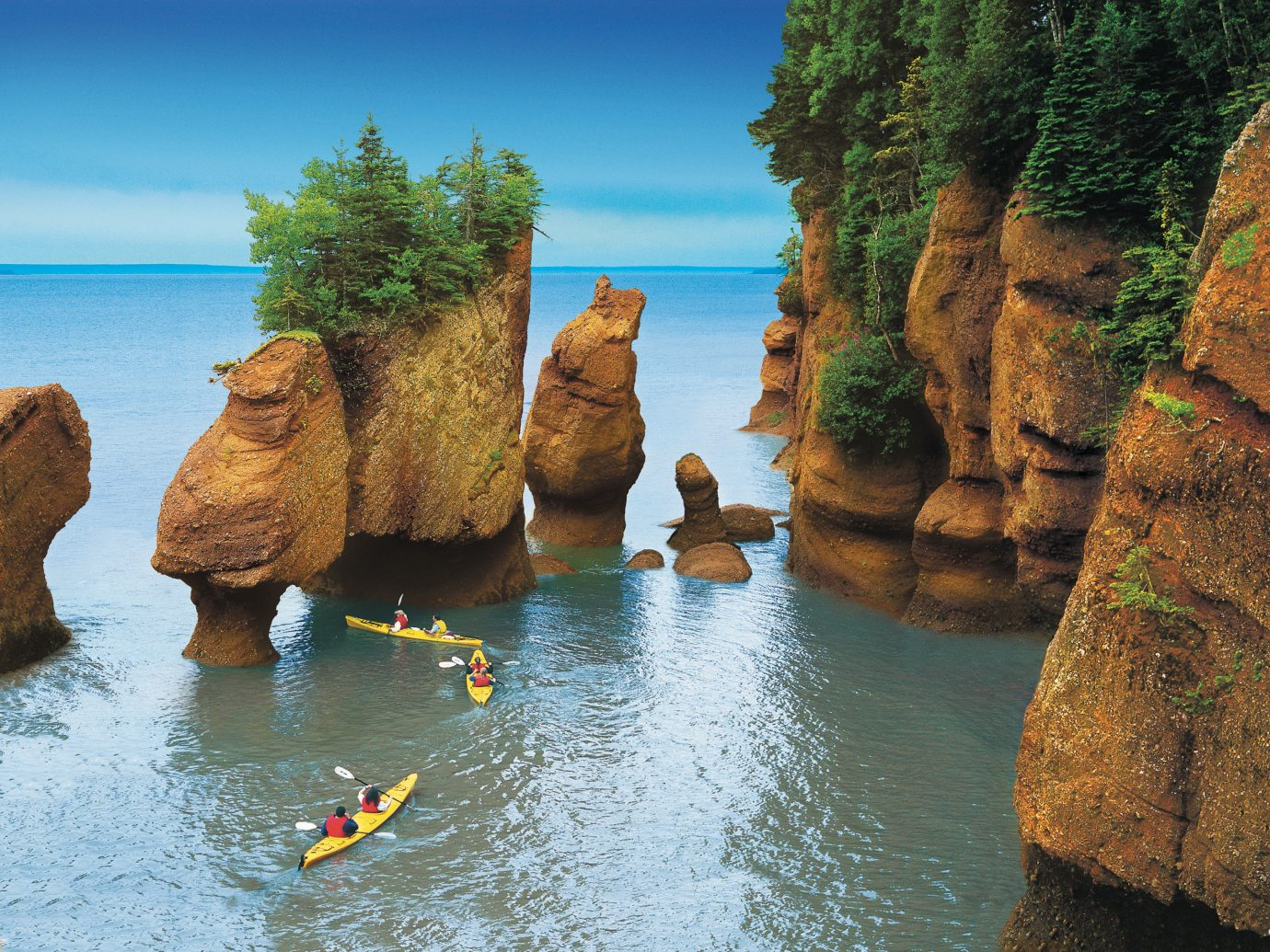 Trip Ideas water tree outdoor landform geographical feature rock Sea Nature vacation Coast cliff bay terrain pond