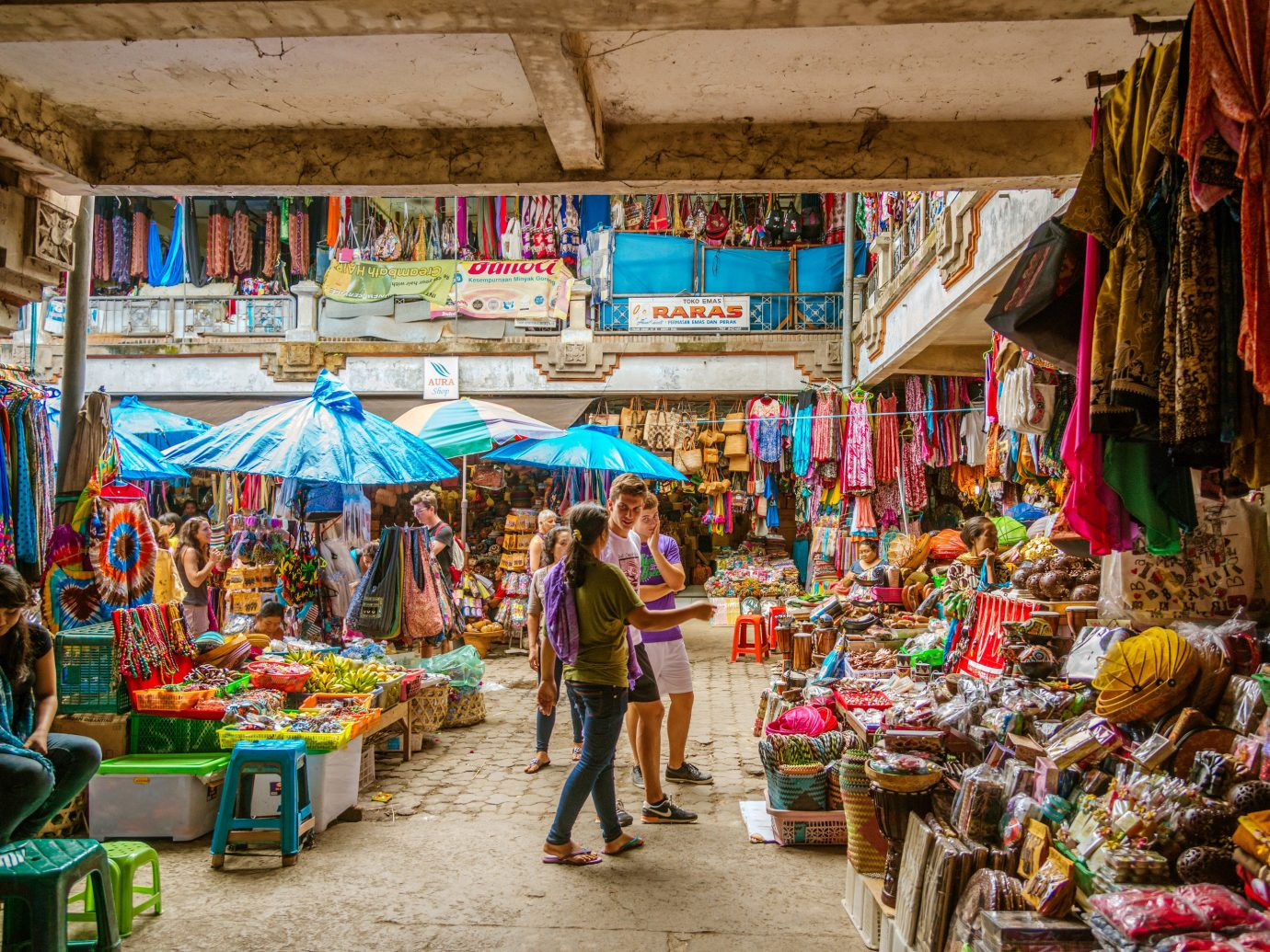 Hotels marketplace color market scene bazaar public space City fruit vendor human settlement produce retail store temple stall shopping fresh colorful sale Shop
