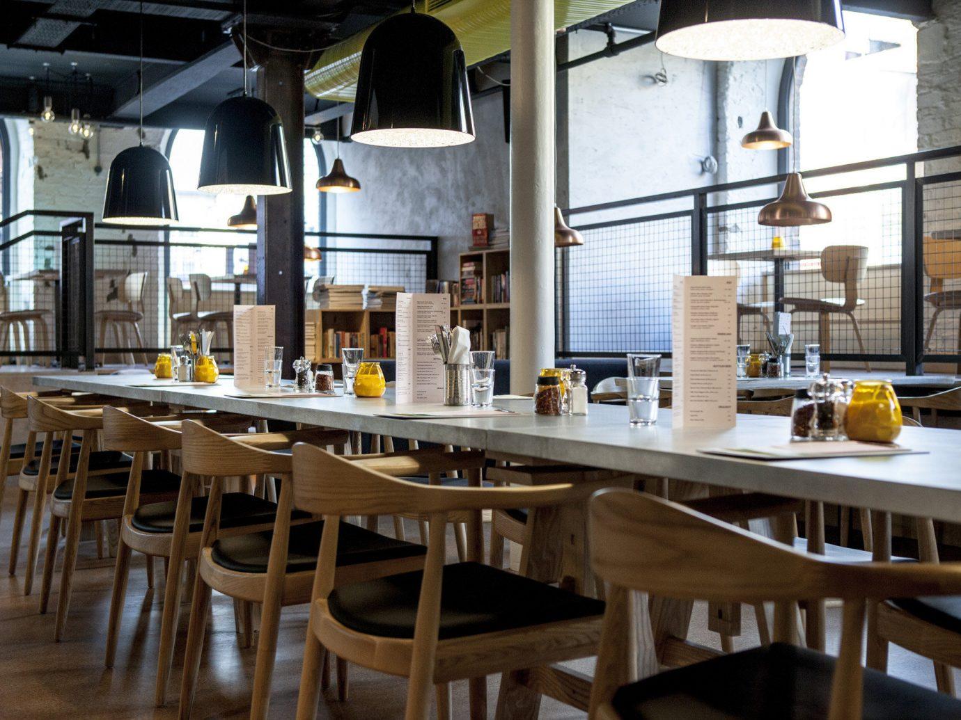 Trip Ideas table floor chair indoor Dining interior design restaurant furniture area Bar dining table dining room