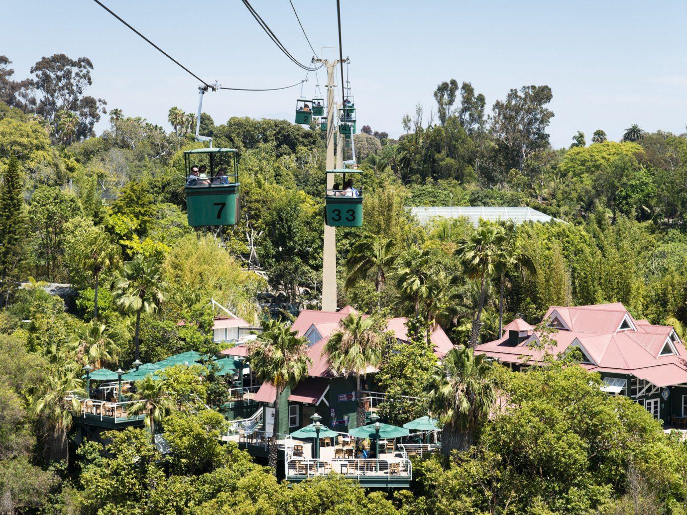 Family Travel Trip Ideas Weekend Getaways tree outdoor sky Town human settlement residential area flower Garden park traveling day