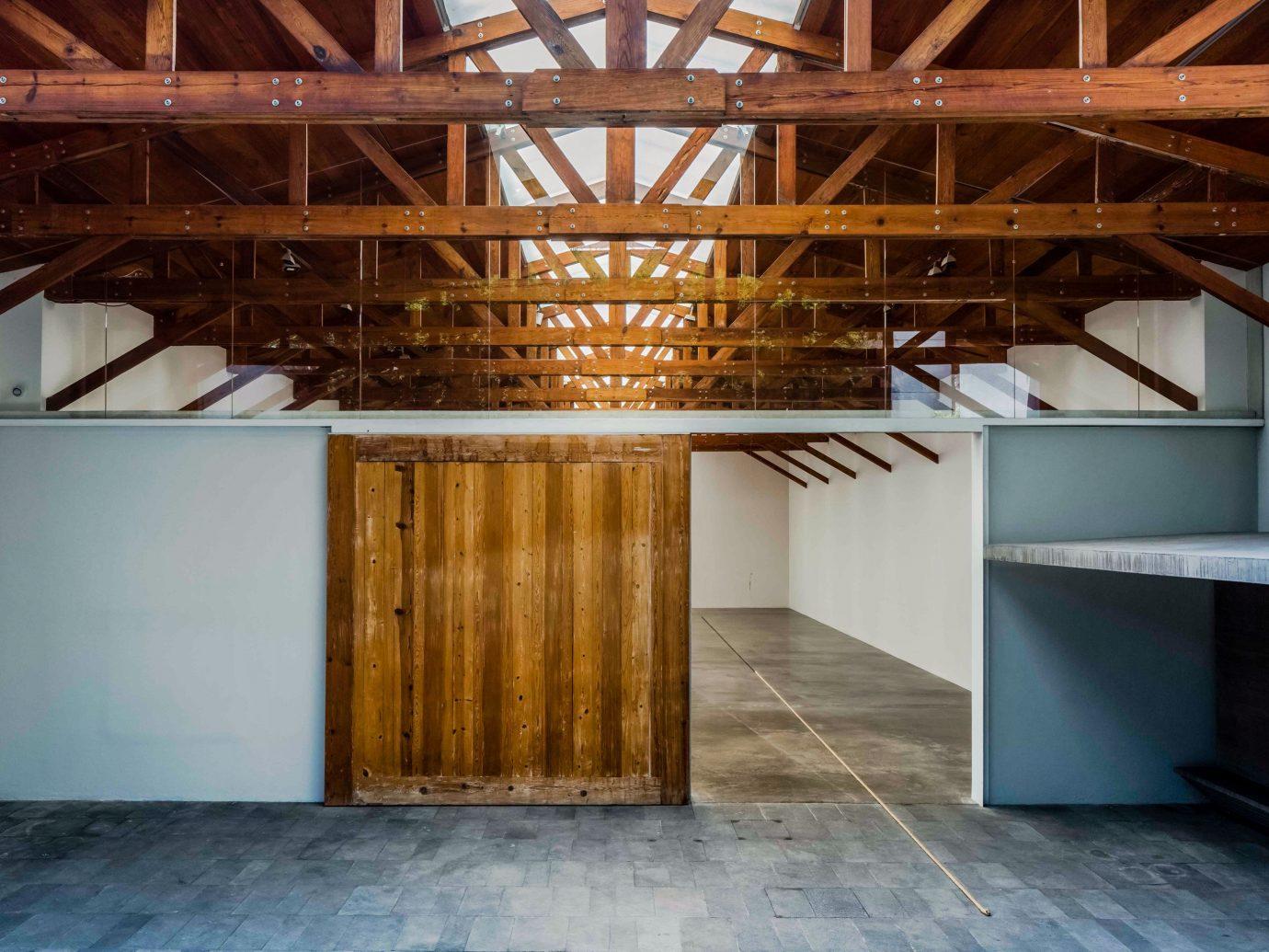 City Mexico City Trip Ideas building indoor ceiling floor Architecture beam wooden wood daylighting interior design hardwood flooring lumber