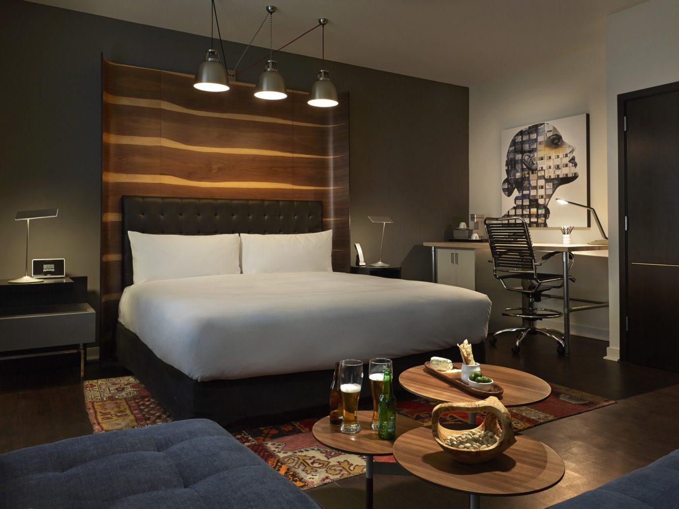 Hotels wall indoor room floor property living room interior design Suite estate home condominium Bedroom hotel real estate Design cottage apartment furniture