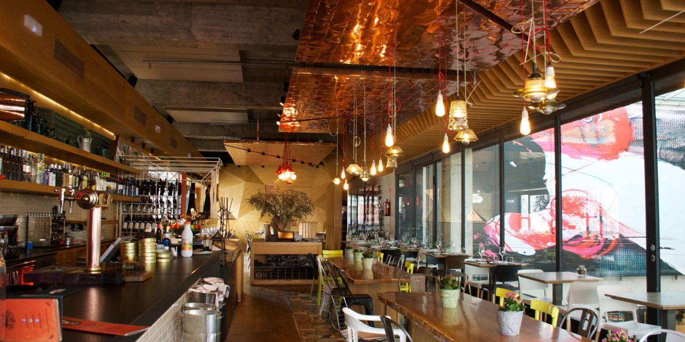 Trip Ideas indoor ceiling restaurant building Bar café meal interior design food court shopping mall cafeteria