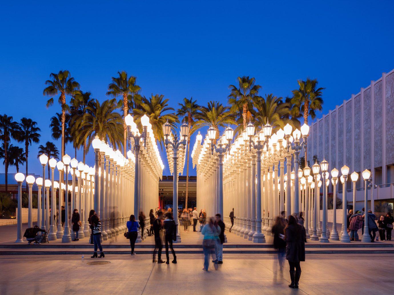 Trip Ideas sky outdoor landmark plaza Architecture town square lighting tourist attraction