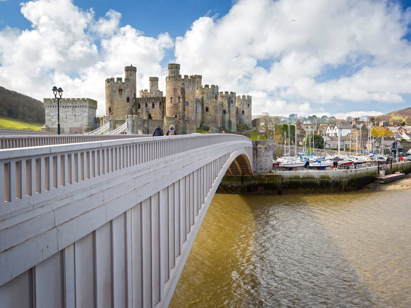 Trip Ideas sky outdoor water River landmark waterway vacation tourism cityscape bridge Canal Sea Coast day