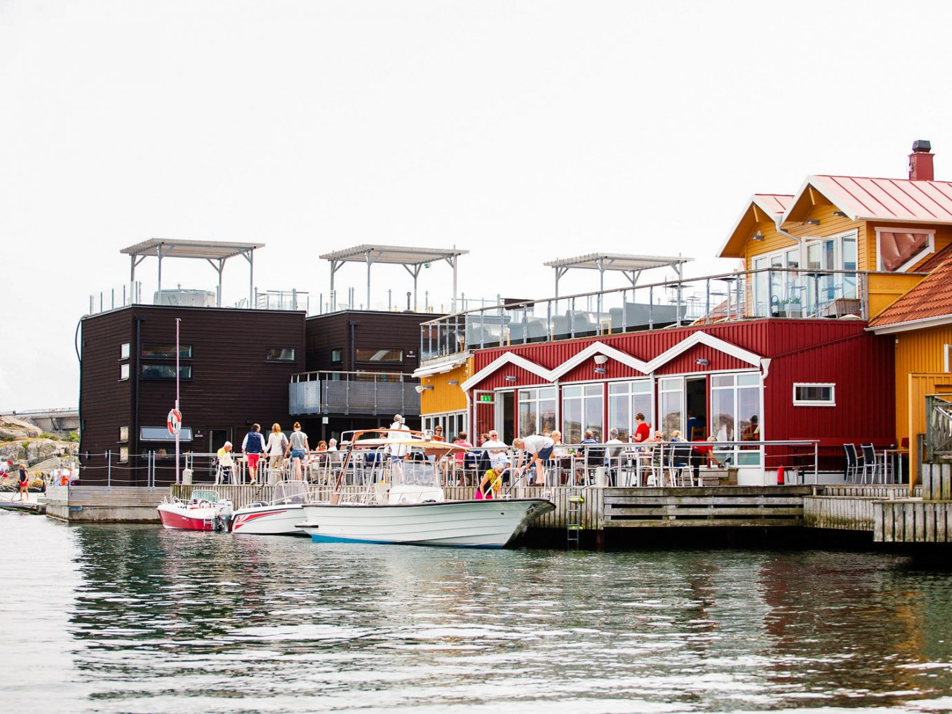 Boutique Hotels Sweden waterway water transportation water marina Boat home dock real estate Harbor boating house ferry recreation channel
