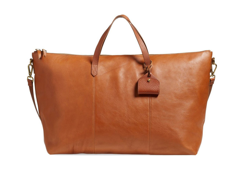 Style + Design Travel Shop accessory case bag handbag leather brown shoulder bag fashion accessory caramel color orange product peach tote bag strap beige brand baggage product design