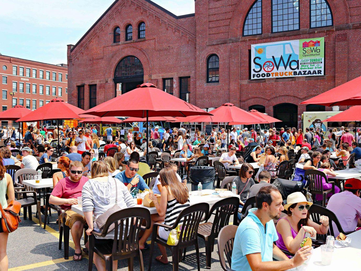 Trip Ideas person building outdoor crowd marketplace public space people City market fête tourism block party festival fair recreation