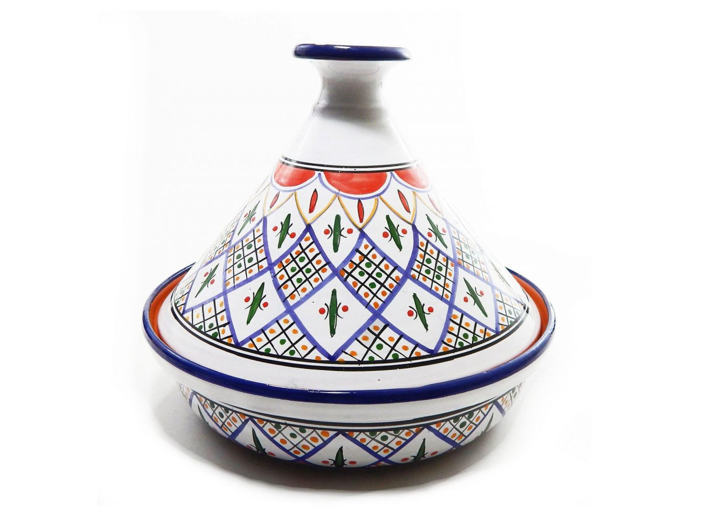 Gift Guides Travel Shop Travel Tech ceramic product tableware colorful vase pottery product design ceramic ware painted colored