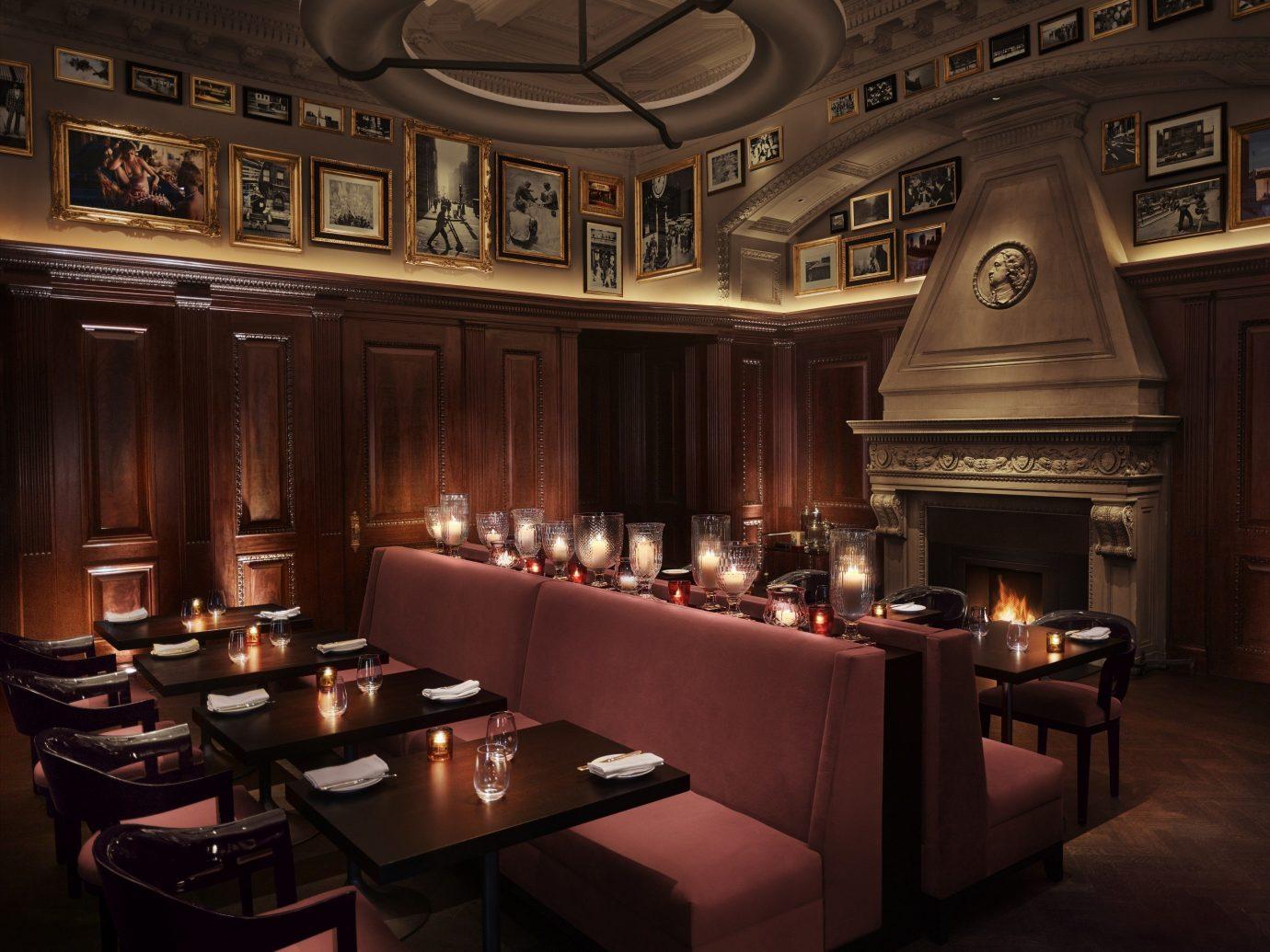 Food + Drink Romance table indoor floor room interior design function hall estate Bar Lobby ballroom dining room