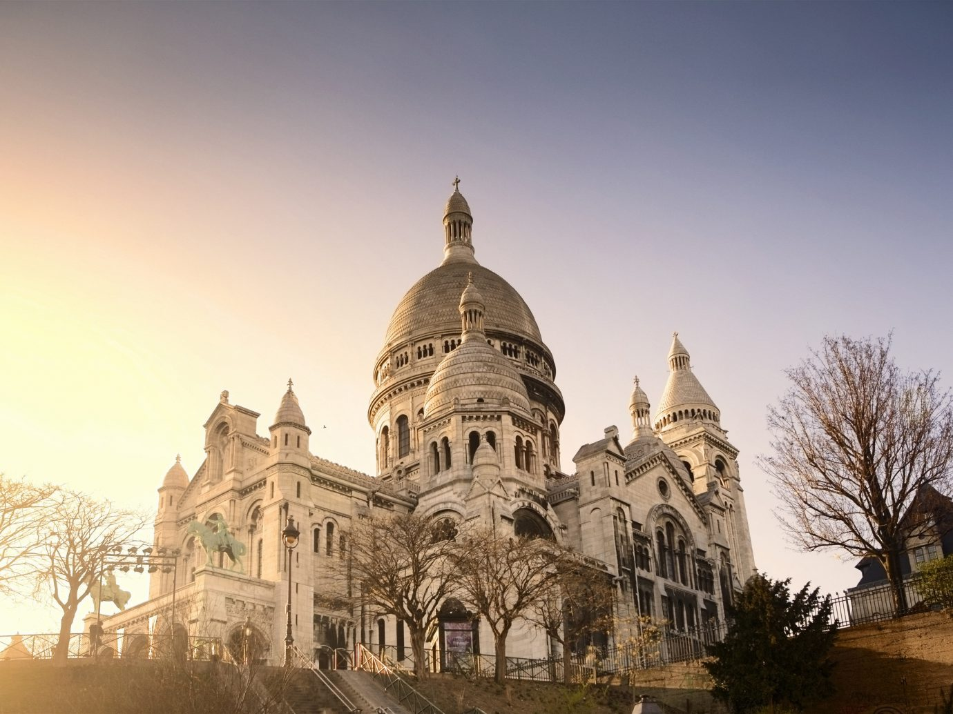 Trip Ideas outdoor sky building landmark old place of worship cathedral Church monastery spire day
