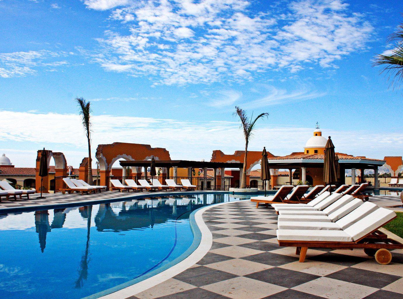 Pool at Hacienda Encantada Resort