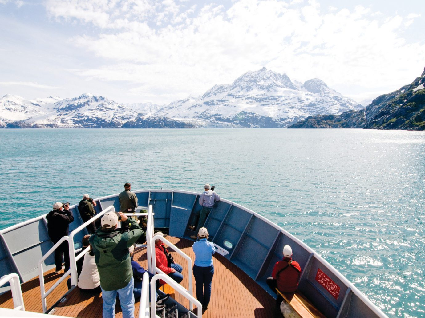 Trip Ideas water outdoor sky mountain Boat passenger ship vehicle Sea vacation fjord ferry watercraft Lake yacht bay boating cruise ship glacial landform ship overlooking