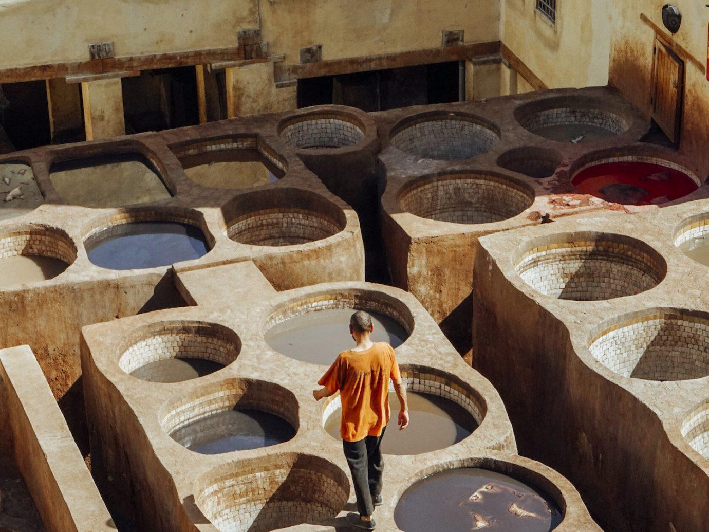 Arts + Culture Marrakech Morocco Style + Design table