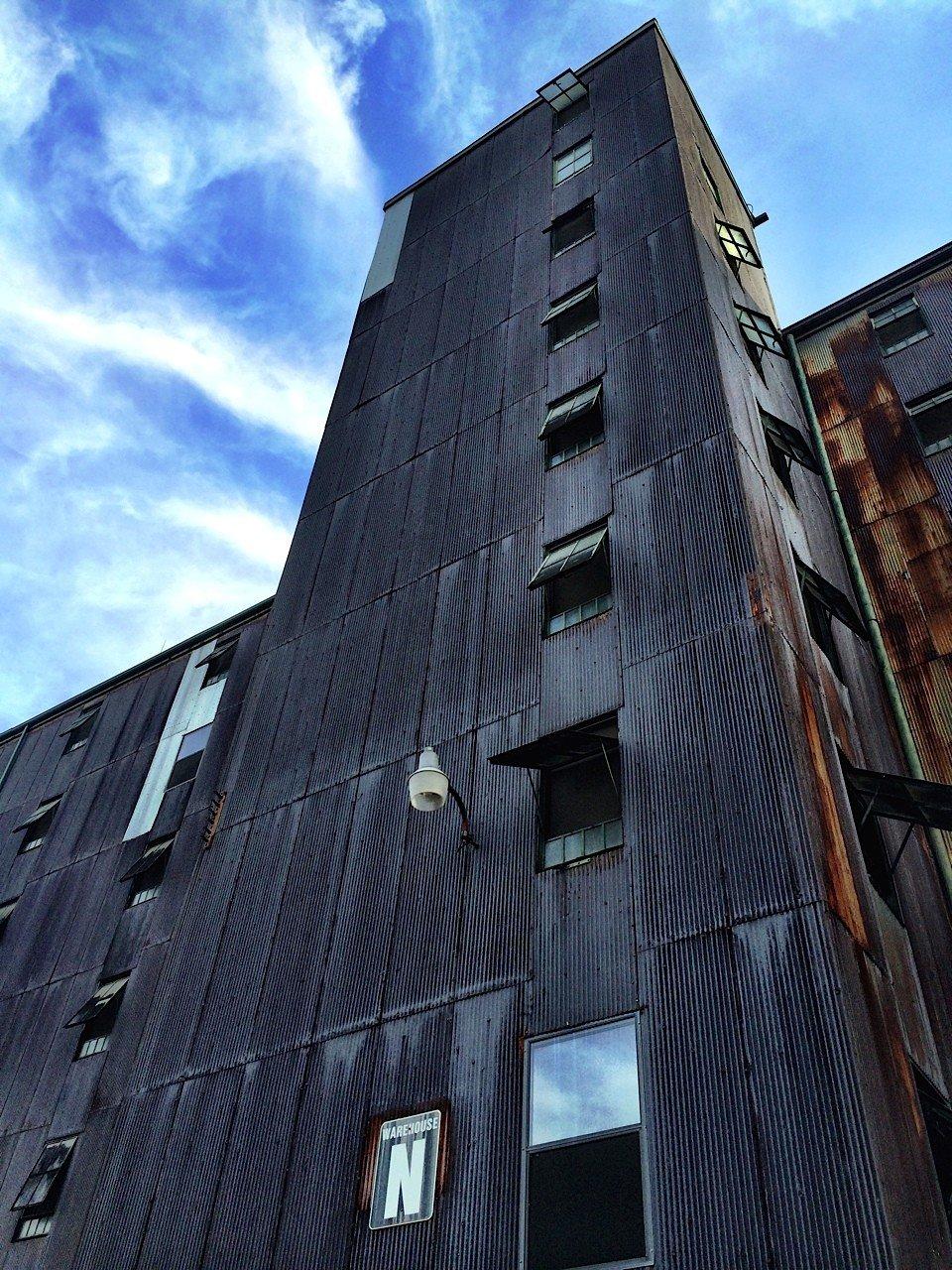 Food + Drink sky building outdoor skyscraper blue tower block urban area landmark metropolis Architecture City facade Downtown cityscape reflection tower