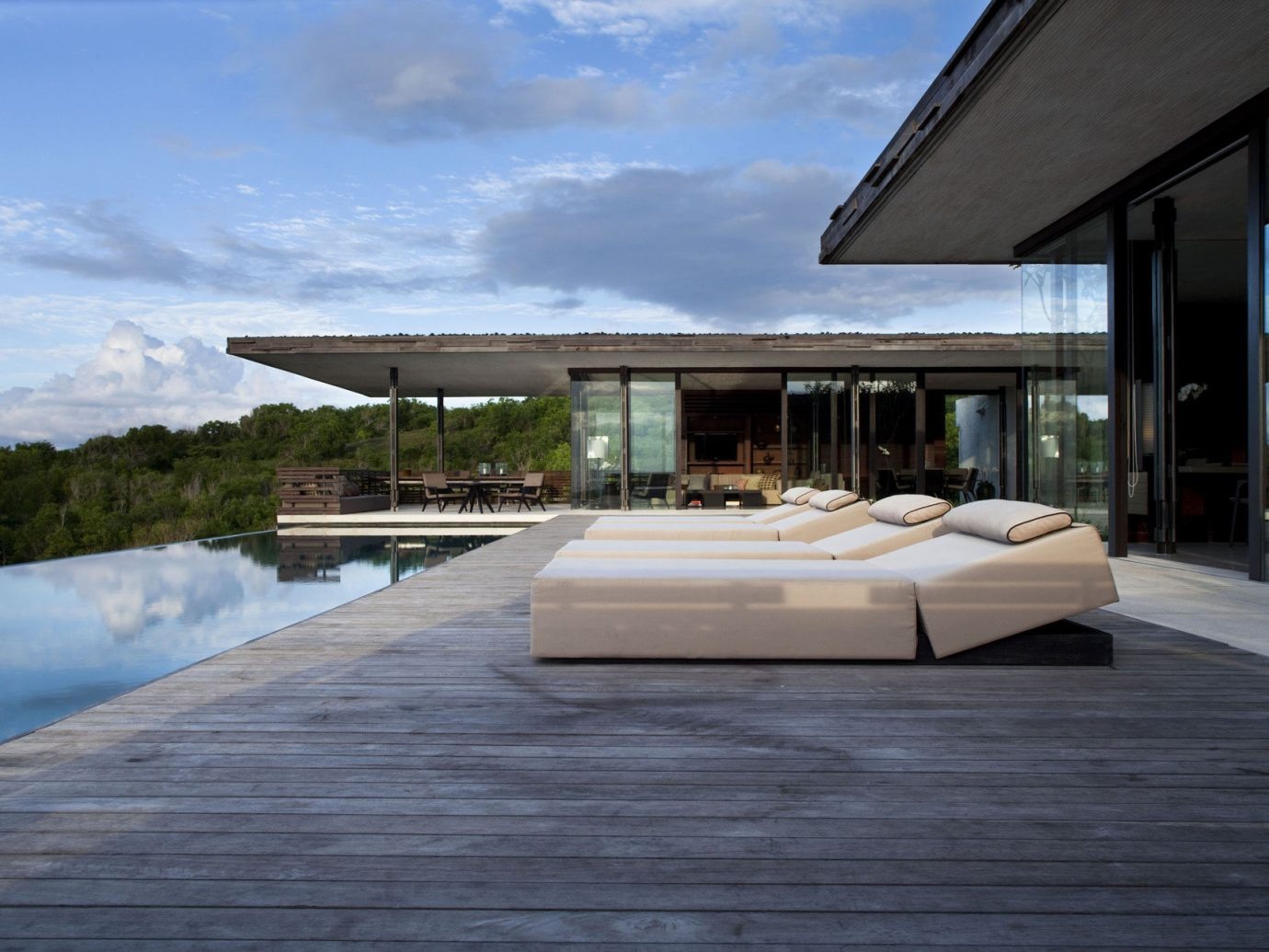 Health + Wellness Hotels sky outdoor property house Architecture estate home swimming pool real estate facade outdoor structure
