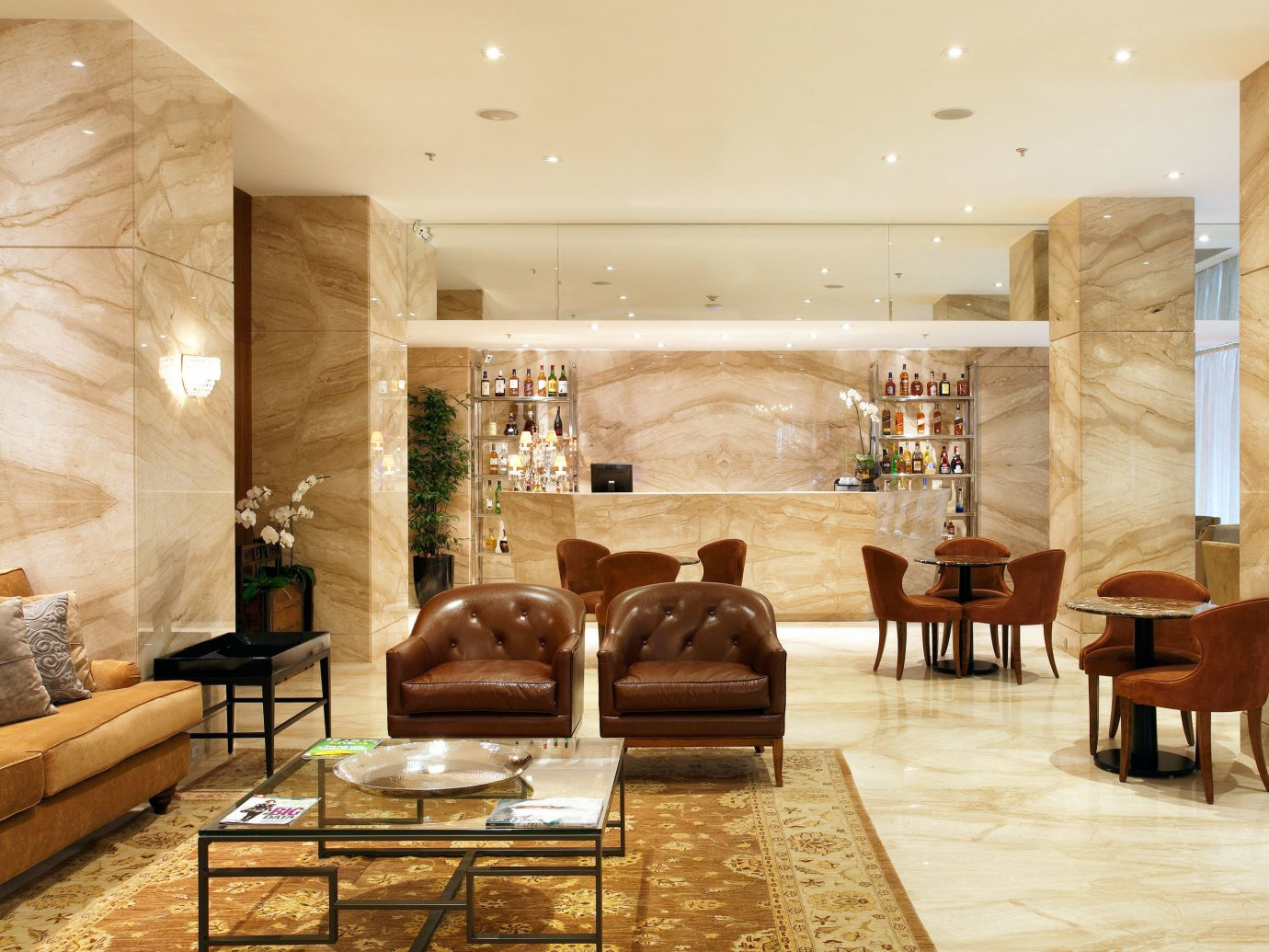 Entertainment Hotels Lobby Nightlife Ocean Romance Waterfront indoor floor table wall room property living room Living estate interior design dining room ceiling furniture Design several