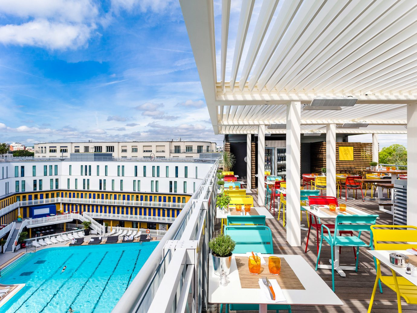 Jetsetter Guides sky leisure mixed use real estate swimming pool metropolitan area condominium apartment leisure centre City hotel vacation recreation roof building