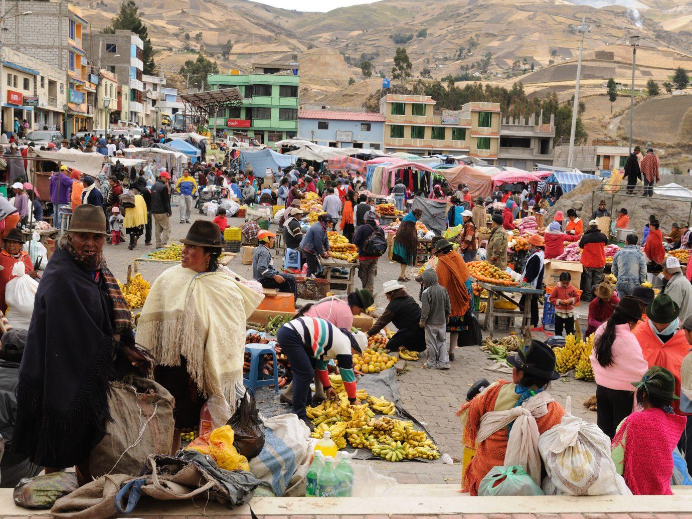 Trip Ideas person crowd marketplace scene people market outdoor City public space mountain human settlement vendor bazaar tourism group