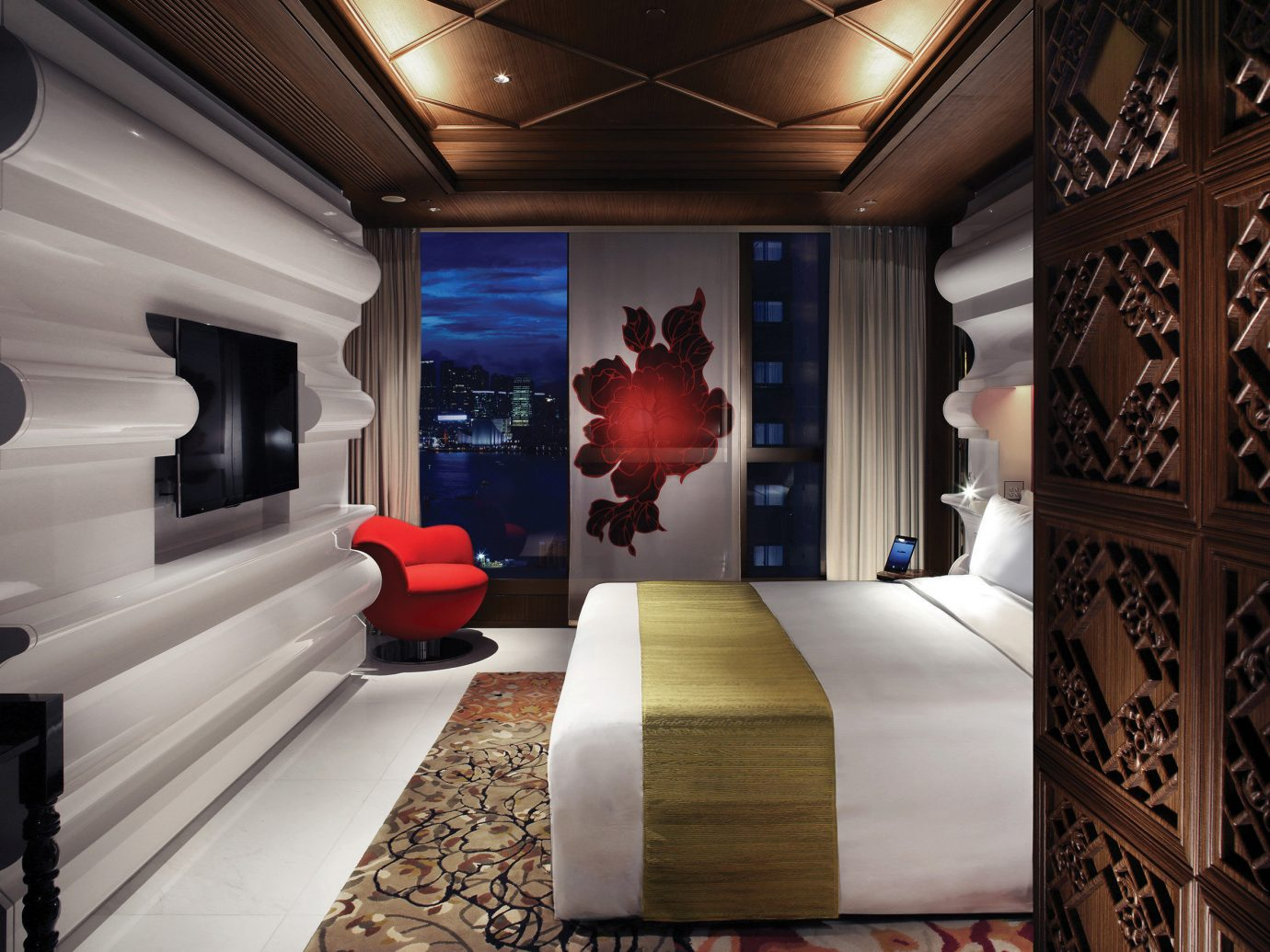 Hotels indoor ceiling room interior design living room Lobby home Suite Design estate mansion furniture