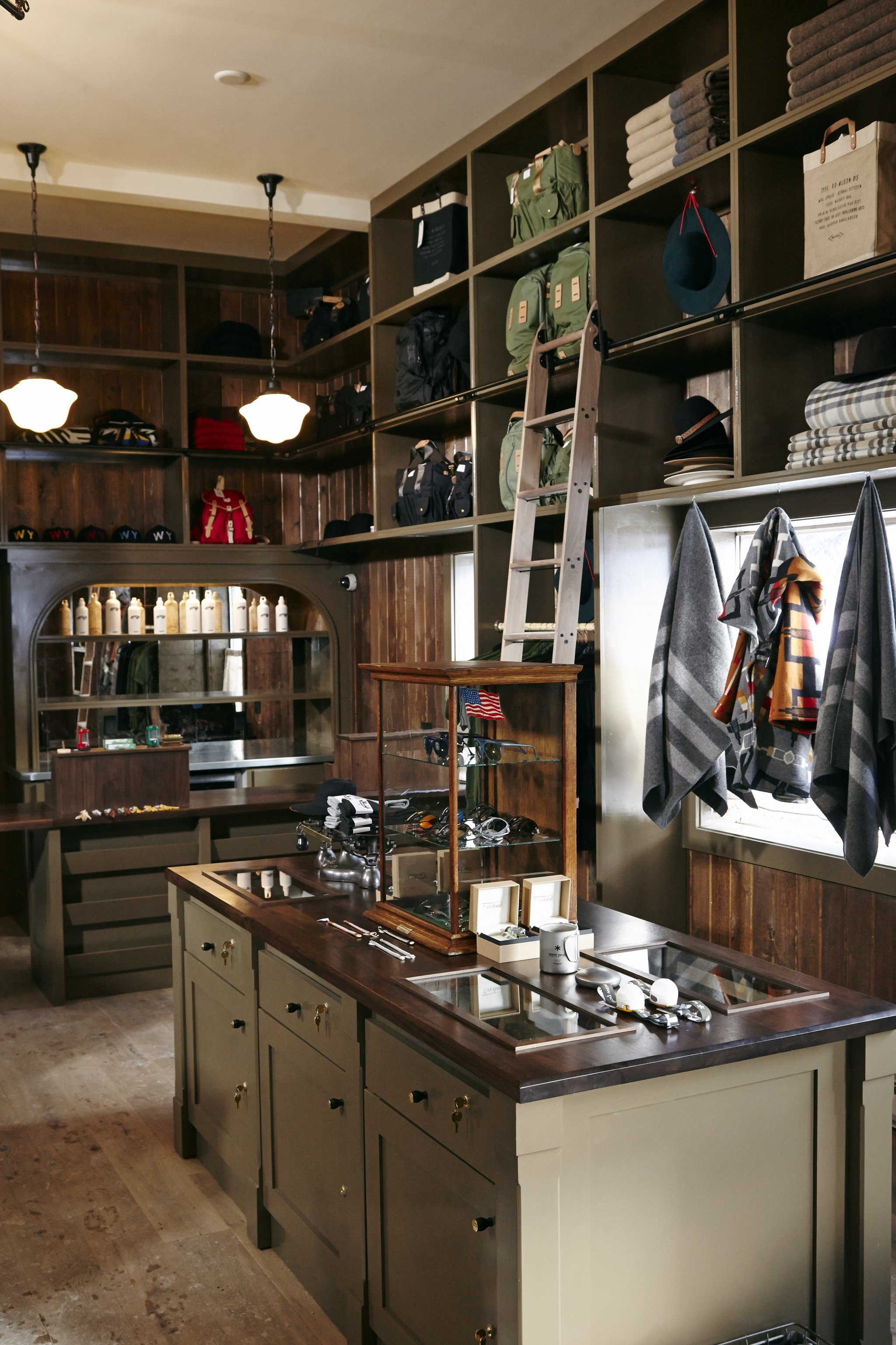 Hotels indoor room property Kitchen cabinetry home interior design furniture Design wood appliance