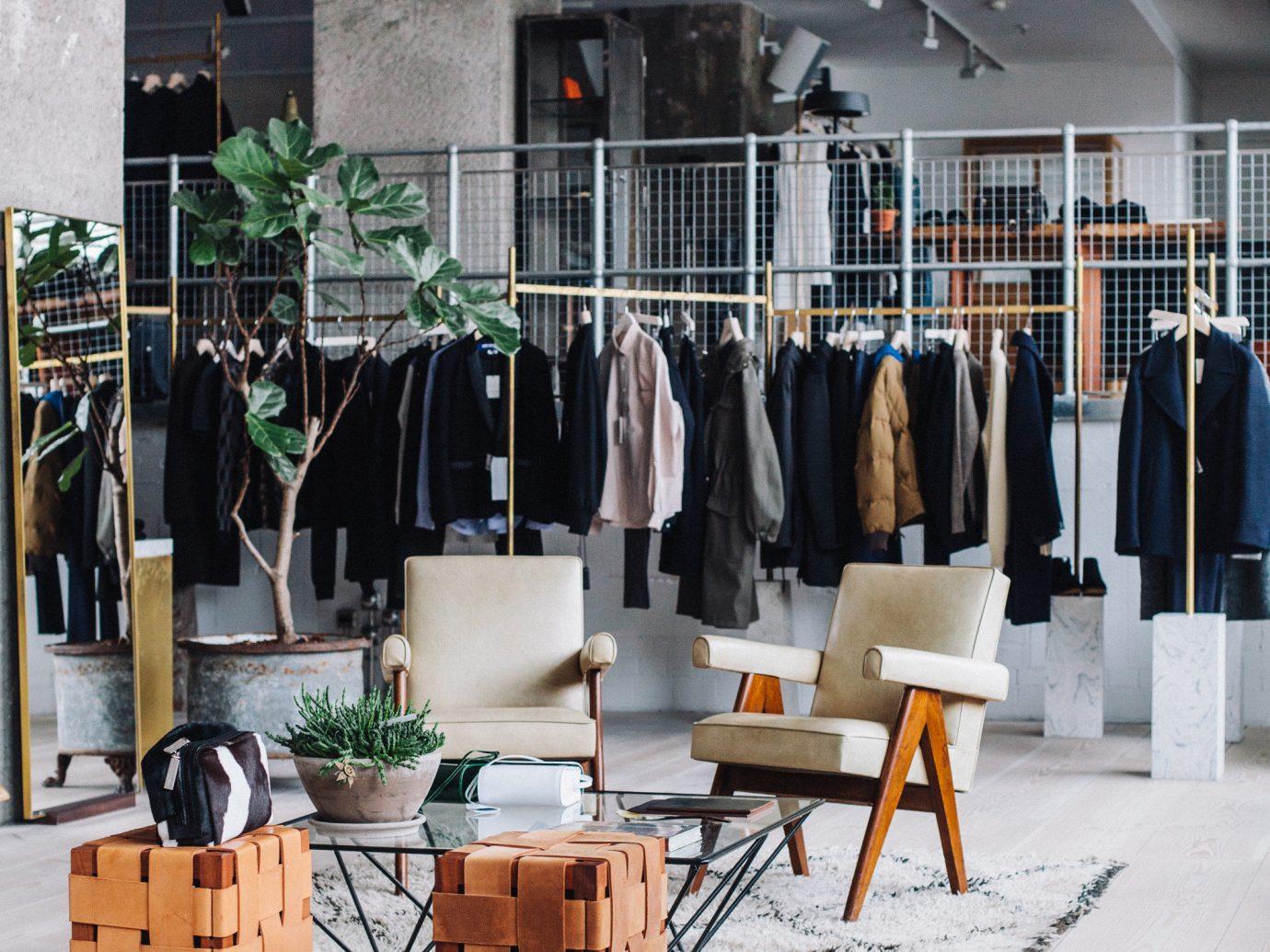 shopping Style + Design Travel Trends Trip Ideas interior design furniture Boutique flooring table