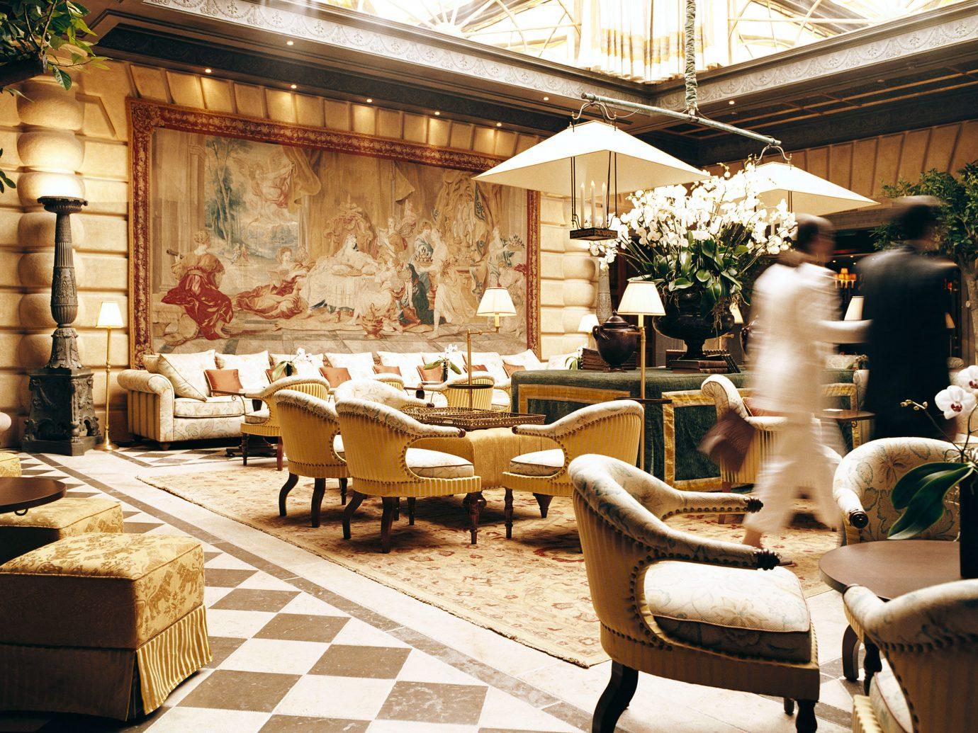 Bar Dining Drink Eat Elegant Hotels Luxury Luxury Travel Travel Tips Trip Ideas Lobby room living room estate interior design home furniture Design restaurant window covering several