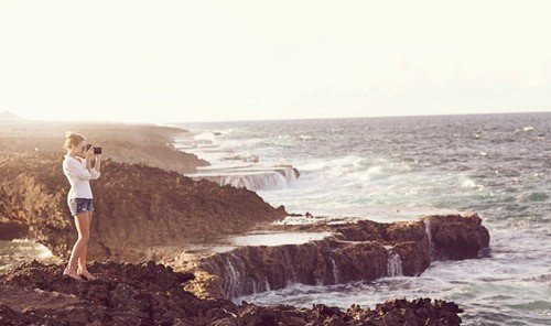 Jetsetter Guides outdoor sky water shore Nature Coast Ocean Sea wind wave cliff Beach wave rock terrain sand
