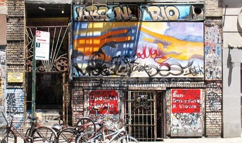 Arts + Culture outdoor art graffiti street art area