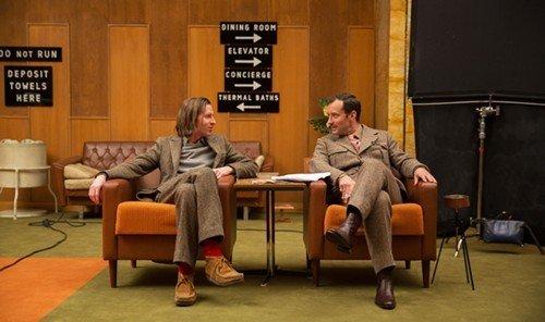 Hotels floor indoor person conversation screenshot theatre
