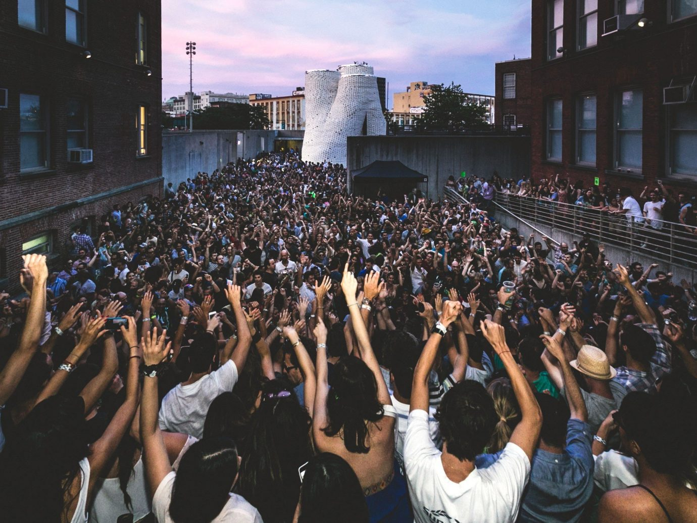 Trip Ideas person outdoor crowd people group audience protest festival line