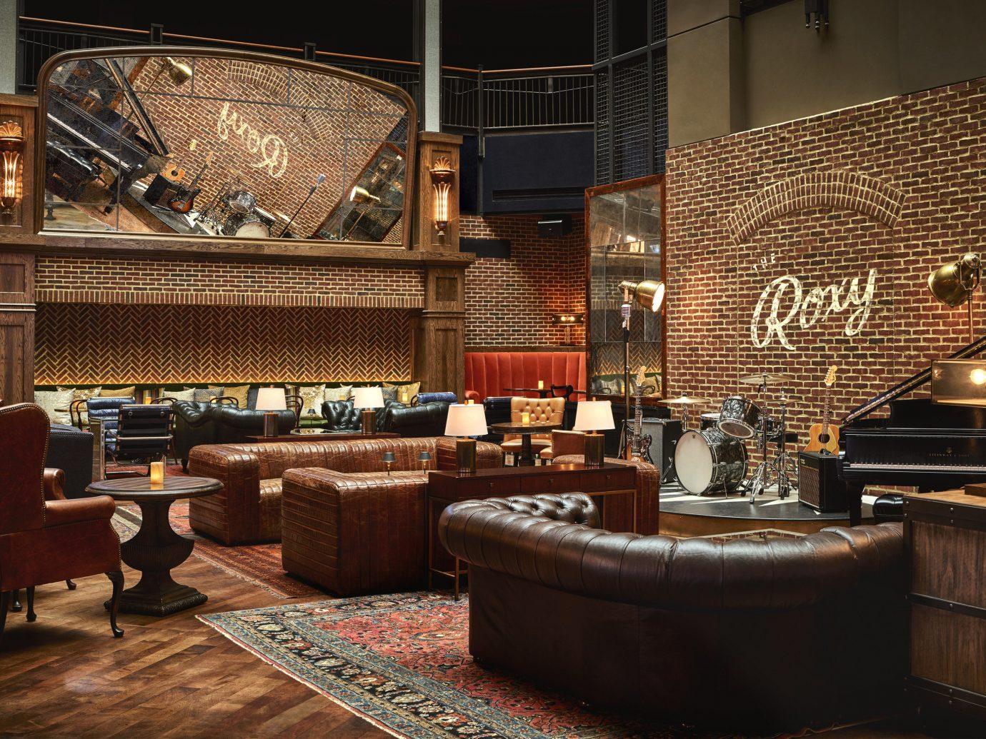 Trip Ideas indoor floor Living Lobby room interior design Bar estate living room theatre furniture