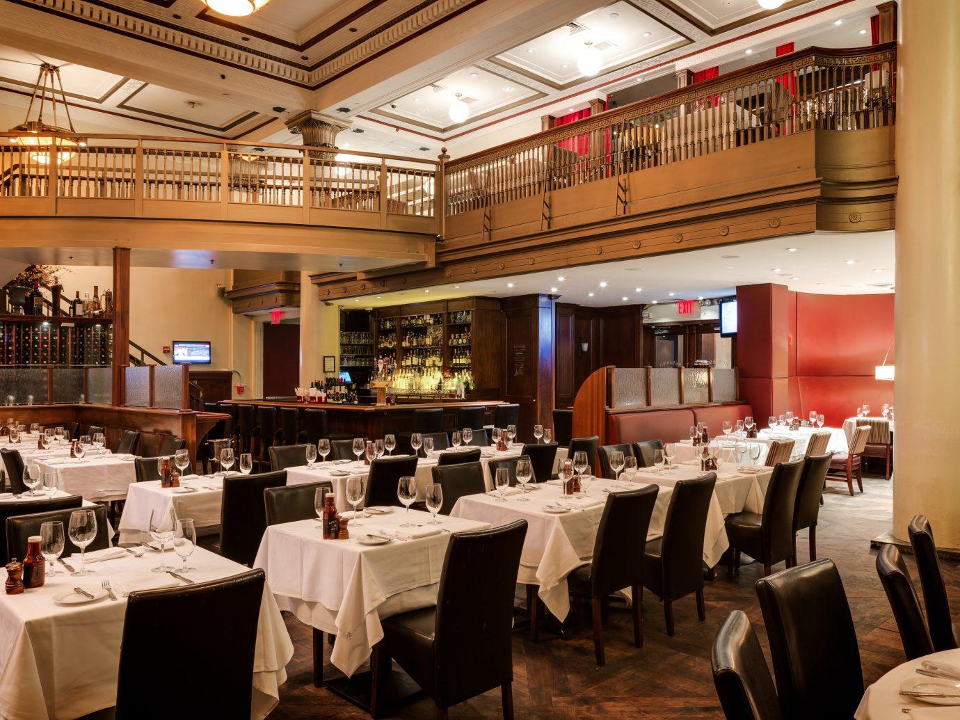 Food + Drink indoor table function hall meal restaurant interior design ballroom several