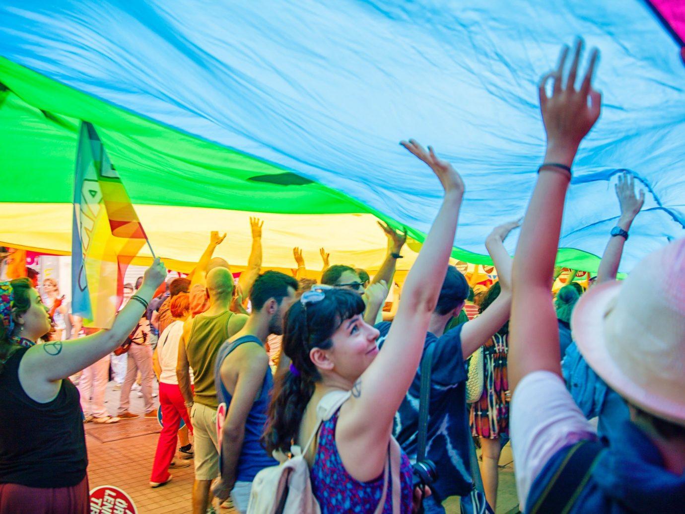 Trip Ideas person color people crowd carnival festival