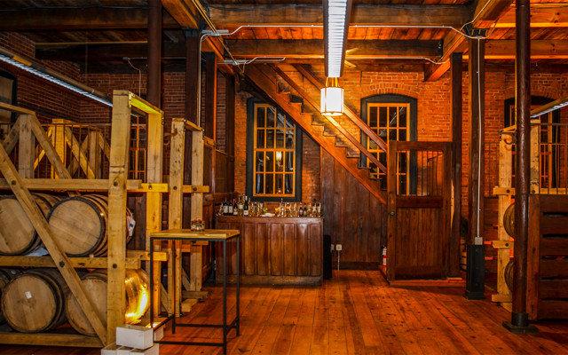 Food + Drink floor indoor wooden wood Winery log cabin