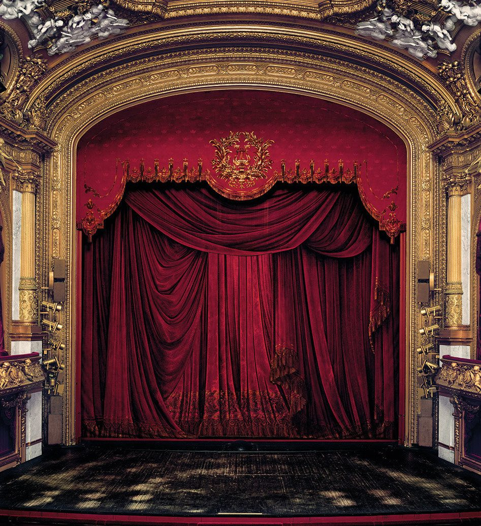 Arts + Culture indoor stage performing arts red opera house interior design theatre throne opera palace chapel