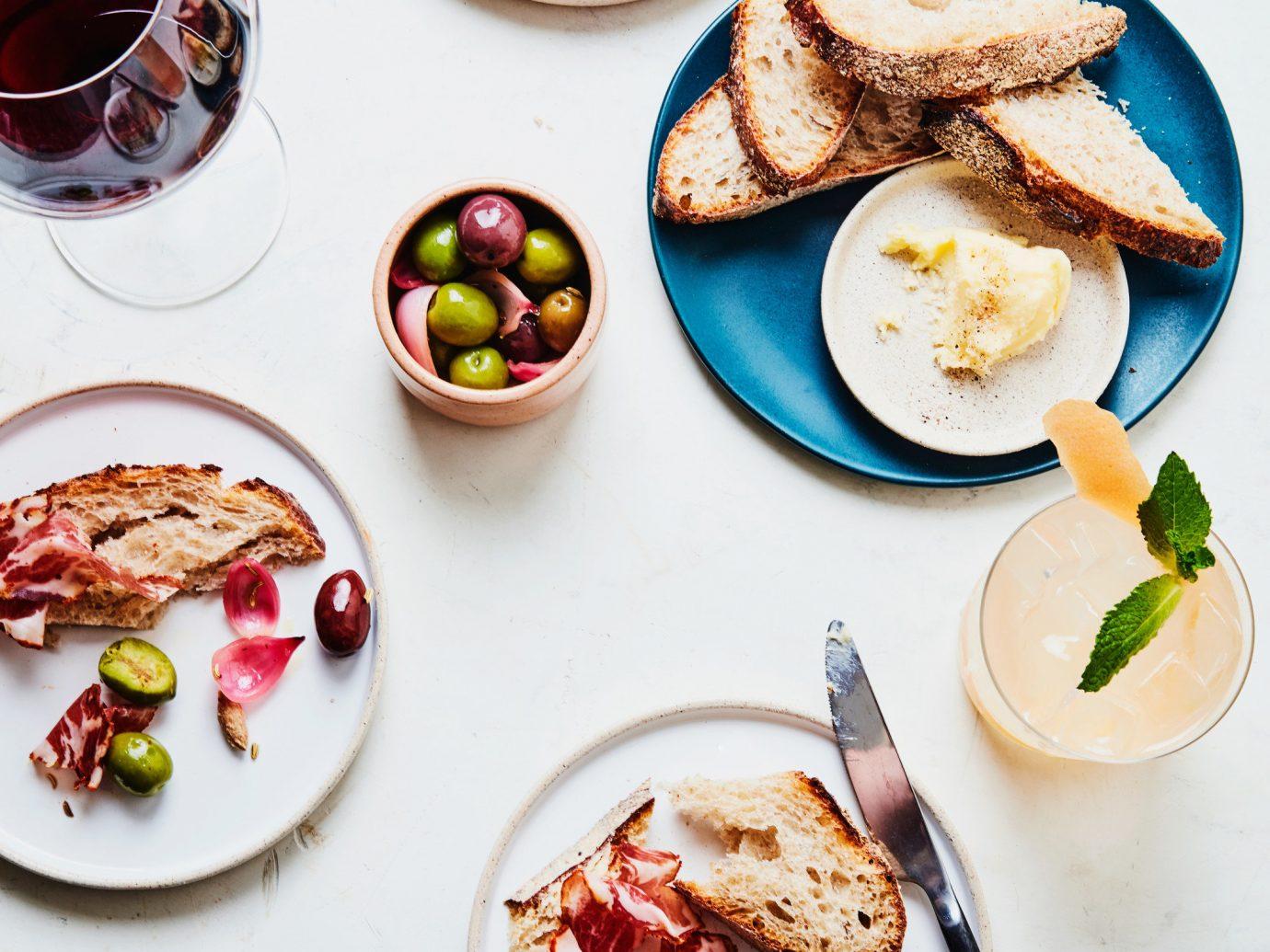 NYC Trip Ideas plate meal food appetizer breakfast brunch dish tableware dessert full breakfast cuisine recipe platter finger food different several