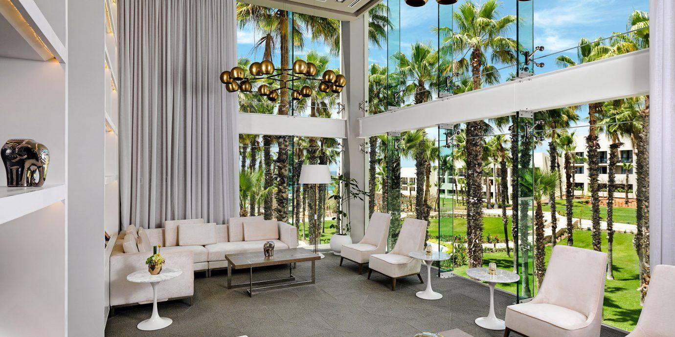 Lounge at Paradisus Los Cabos