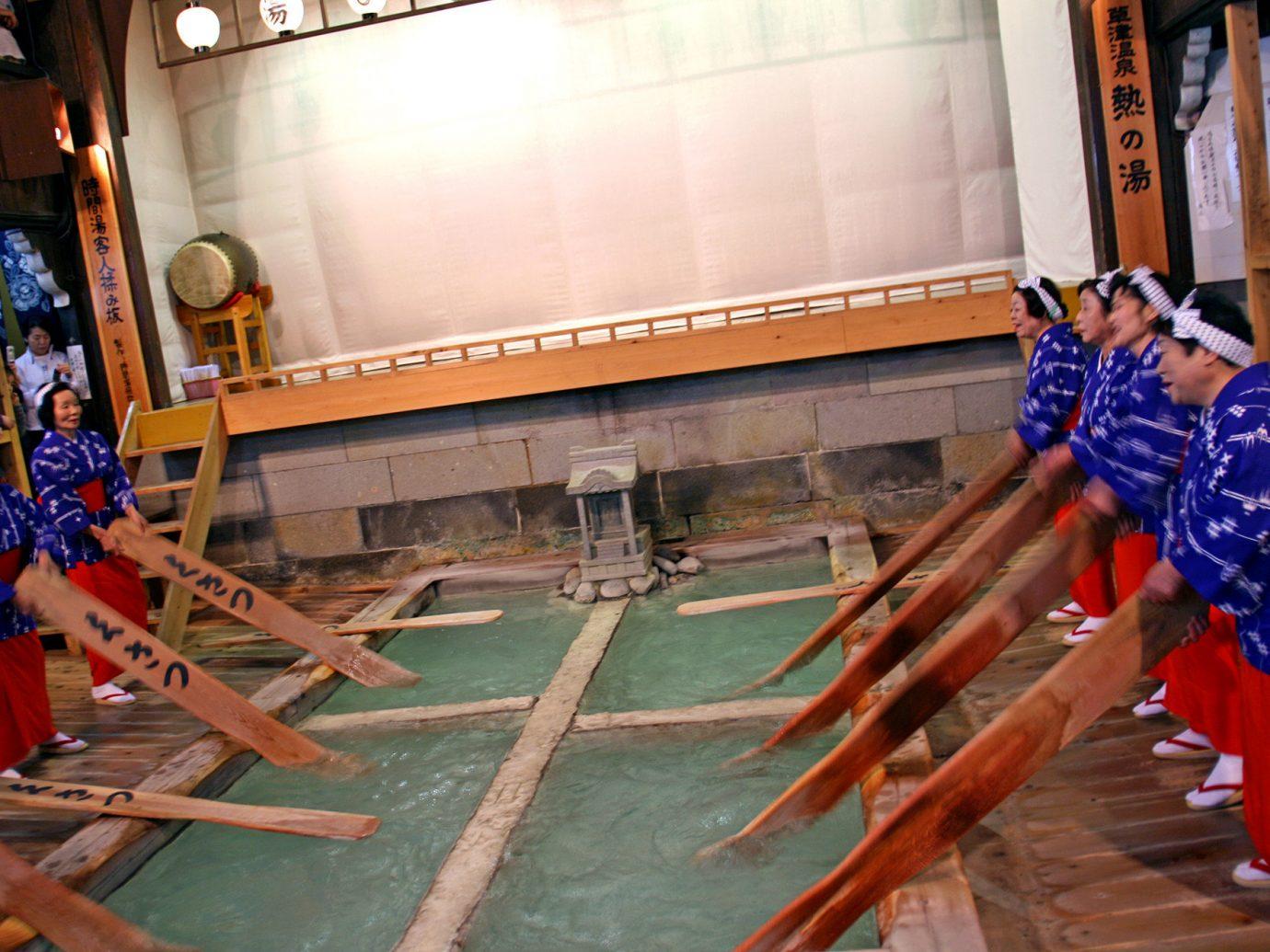 Day Trips indoor leisure wooden tourist attraction recreation fun Raft