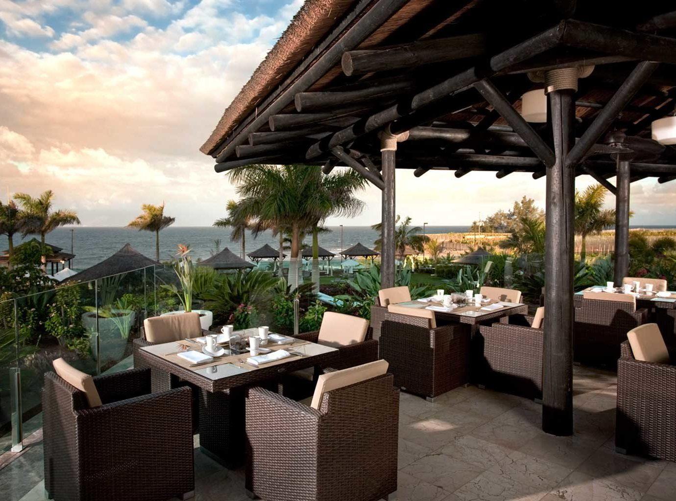 Hip Living Lounge Luxury Modern Trip Ideas outdoor Resort property restaurant estate vacation Villa furniture several